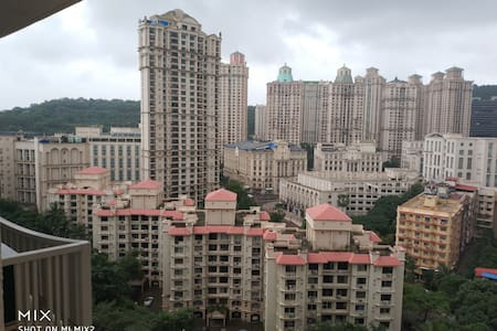 2 bedroom apartment in Hiranandani Powai