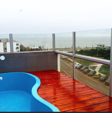 Casa de playa , san bartolo, lima - Lima  - Pis