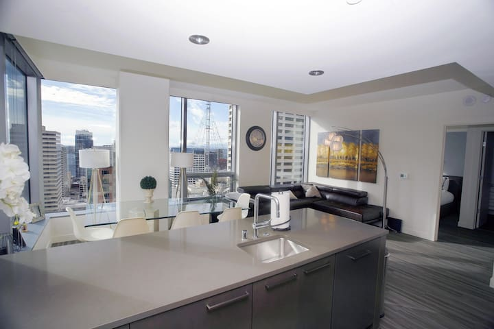 Downtown Lux Apartment 2BD 2