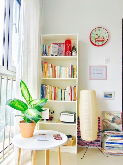 文艺客厅/ Art living room