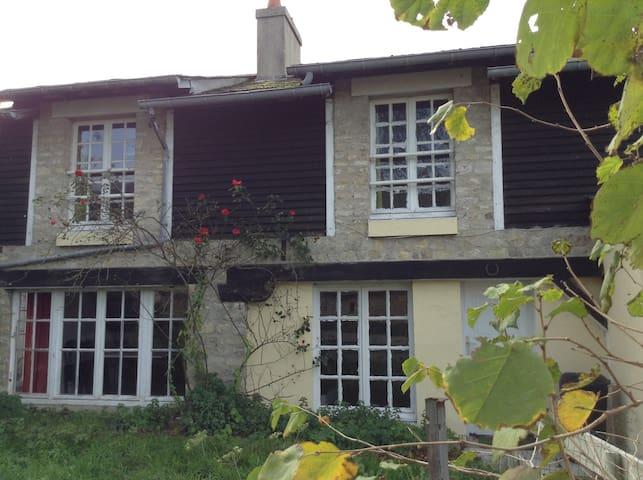 Farm Chemineau - Sainte-Honorine-des-Pertes - Casa