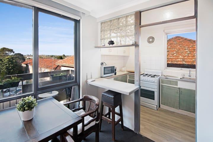 Exquisite Light-filled Apartment