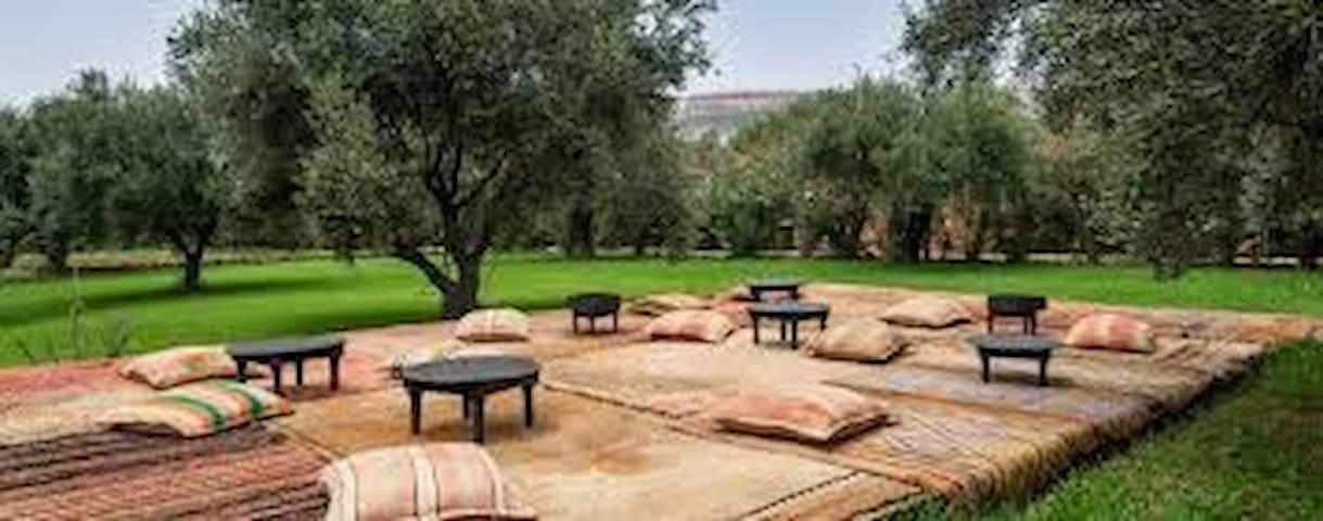 Hôtel&Spa KSAR SHAM - Marrakesh - Dům pro hosty