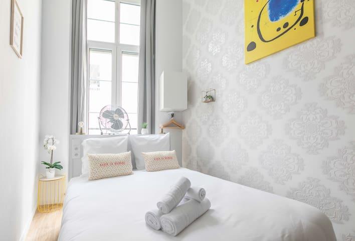 Opéra - Vendôme 11 : cosy apartment for 4