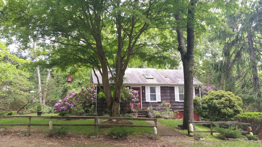 Quaint cottage in East Hampton reg#17-428