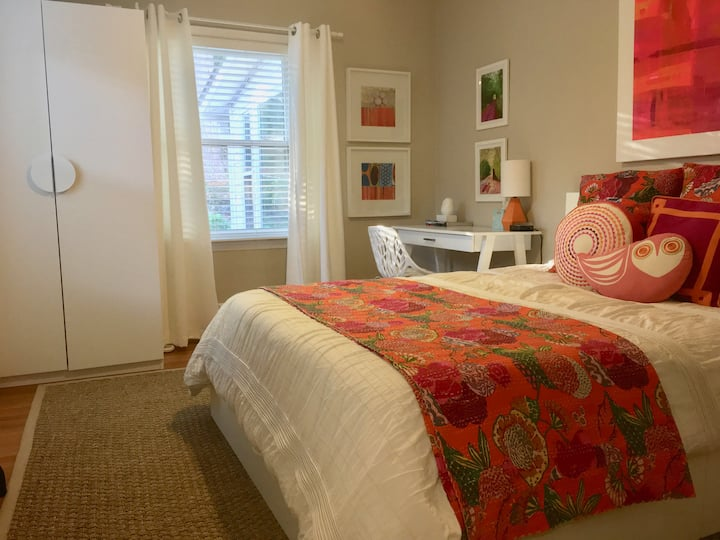 EMORY/CDC Guest Room