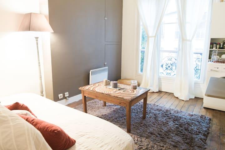 Lovely flat in Paris (17) - 巴黎 - 公寓
