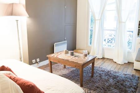 Lovely flat in Paris (17) - Paříž - Byt
