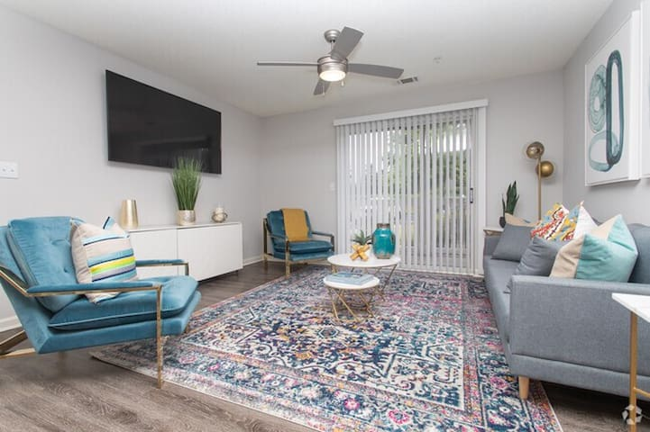 All-inclusive apartment home | 1BR in Conyers