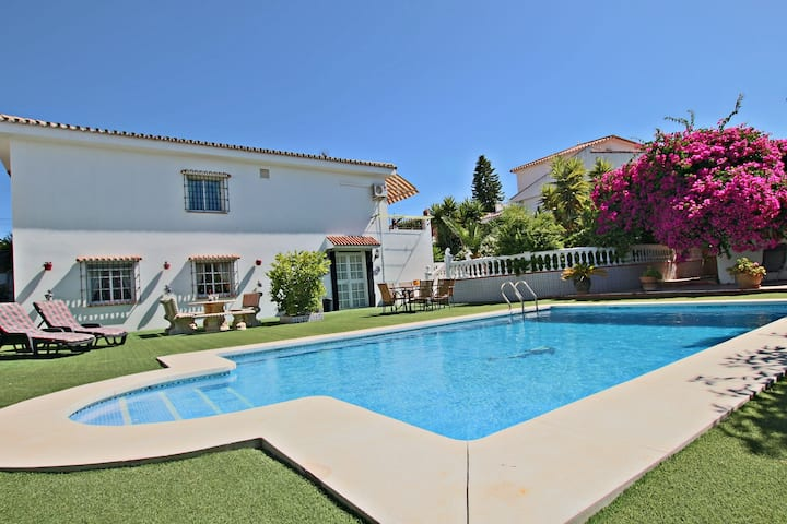 Villa Andalucía 🏡 PRIVATE POOL 🌞 ENJOY AND RELAX!