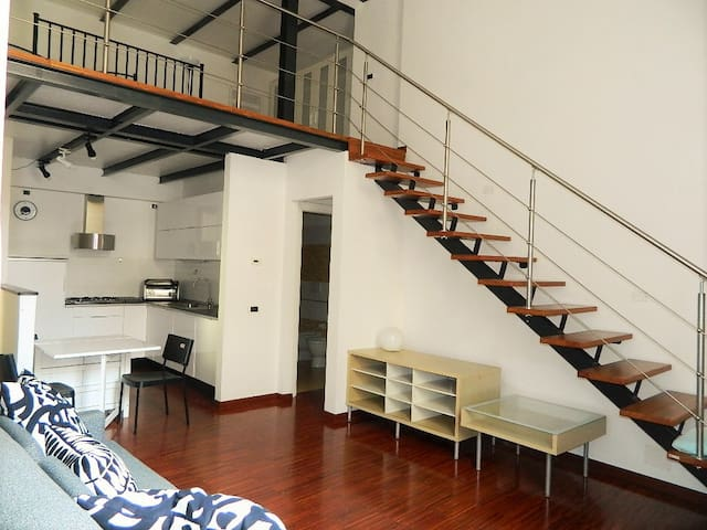Wonderful Loft in the heart of Varazze - Varazze - Loft