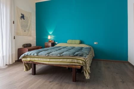 Spacious and Bright Double Room - Perugia