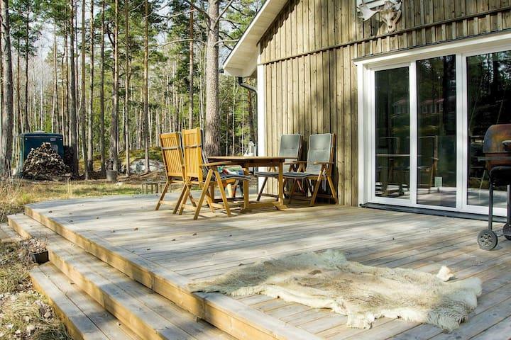 4 persoons vakantie huis in LJUSTERÖ