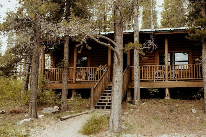 Pando Cabins in Historic Camp Hale - Pine Cabin