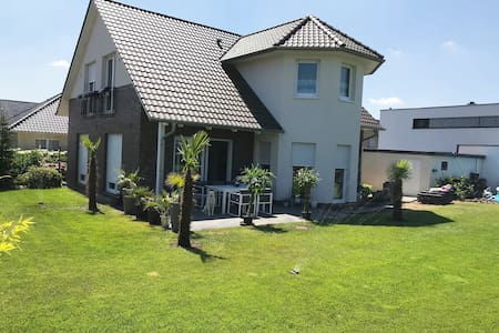 Modern luxurious country house, near Weeze Airport