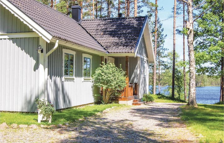 Nice home in Sävsjö with WiFi and 2 Bedrooms