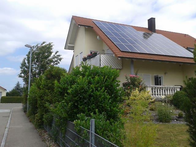Gästezimmer im Ortsteil Weitingen