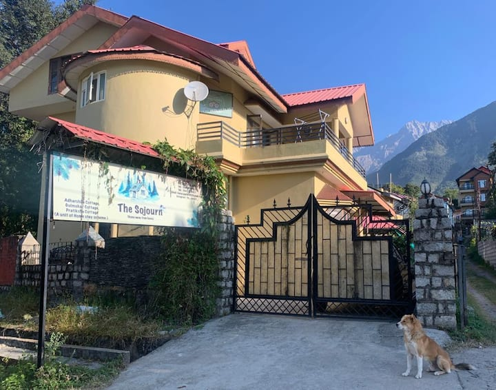 2 bedroom villa for up to 6 guests( mountain view)