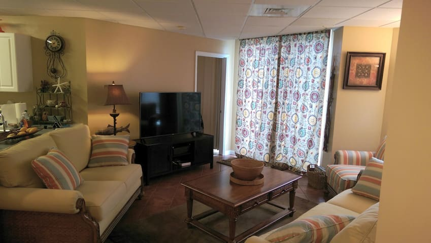 St. Regis Resort, Oceanfront Condo - North Topsail Beach
