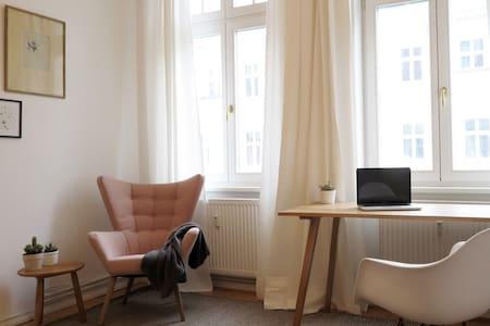 Komfortables, helles Apartment - Wohnung