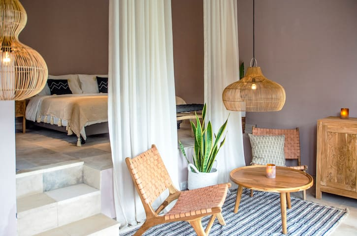 Private suite at Villa hotel - Central Ubud - Pool