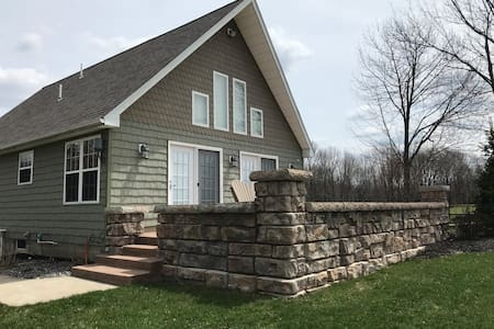 3 bedroom cabin on 90 secluded acres with picturesque views.
