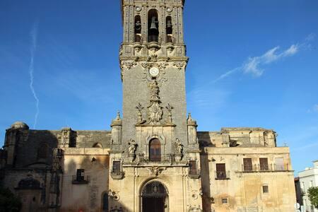 Bungalow con parking, Arcos de la Frontera (Cádiz) - Arcos de la Frontera - Bungalov