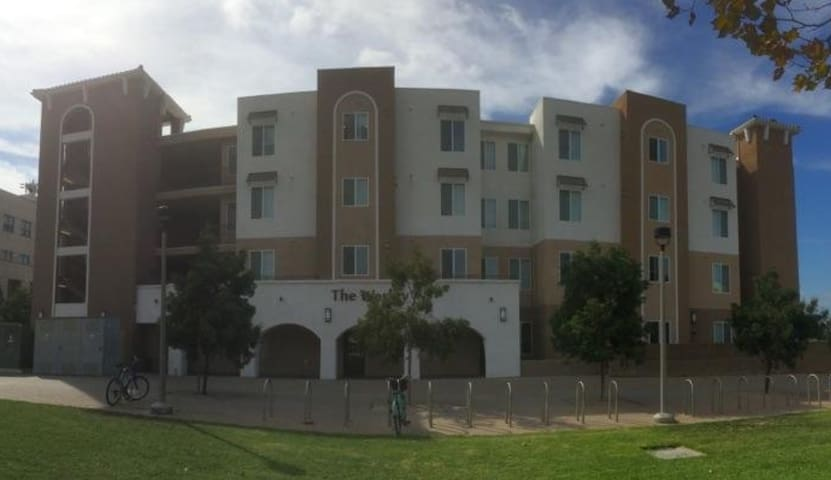 Private Bedroom at San Diego State University - San Diego - Appartement
