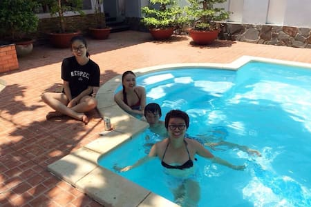 Villa 7 bedroom with Pool - tp. Vũng Tàu