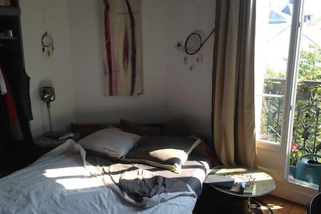 Chambre privée au cœur de Vincennes - Apartment