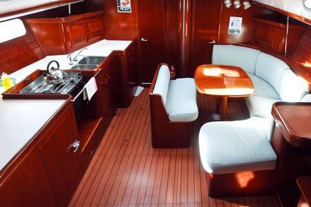 Portovenere e 5 Terre -Barca a vela - Piombino - Bateau