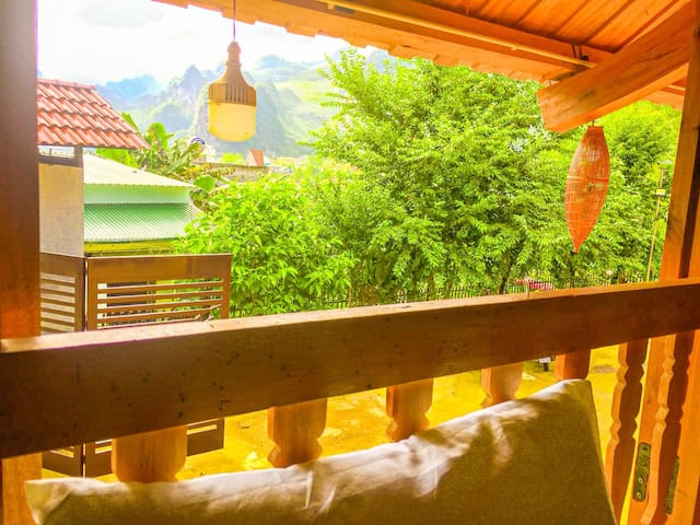 Standard Room with view -Plum Homestay