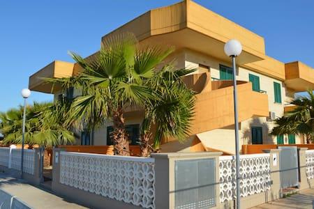 Residence Flamingo Ippocampo 1 - Ippocampo - Vila