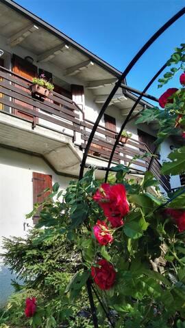 Casa di Roberto a Fontana Vaccaia