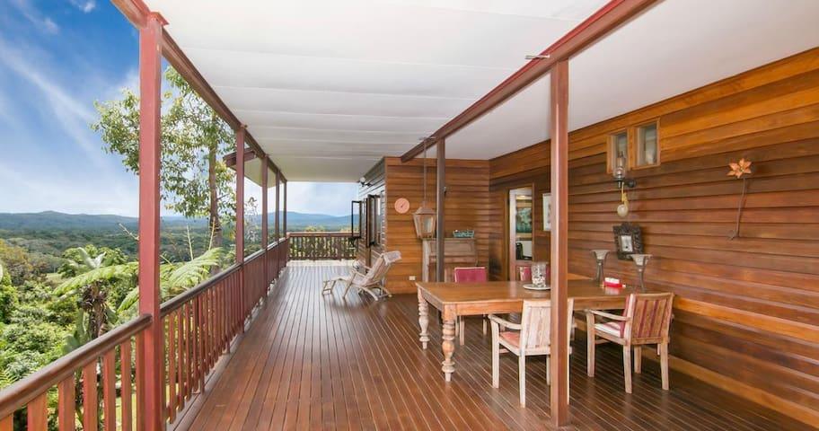 Dream Holiday Property with Breathtaking Views!!! - Kuranda - บ้าน