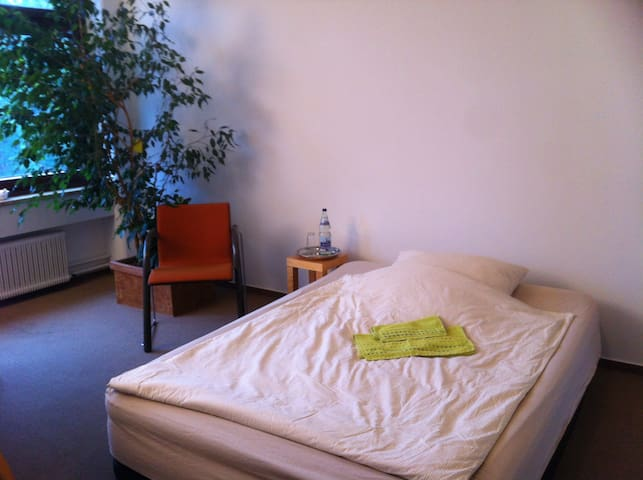 Room for 1-2 person - simply and centrally