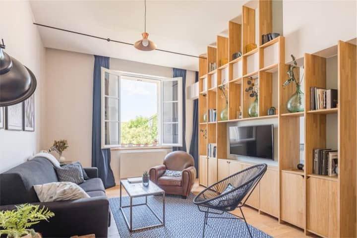 Appartement 2 pièce avec terrasse
