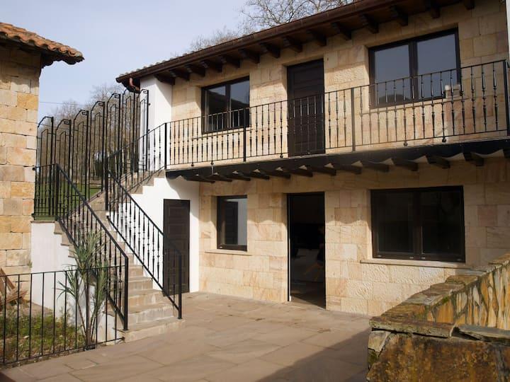 La casita en Santillana del Mar