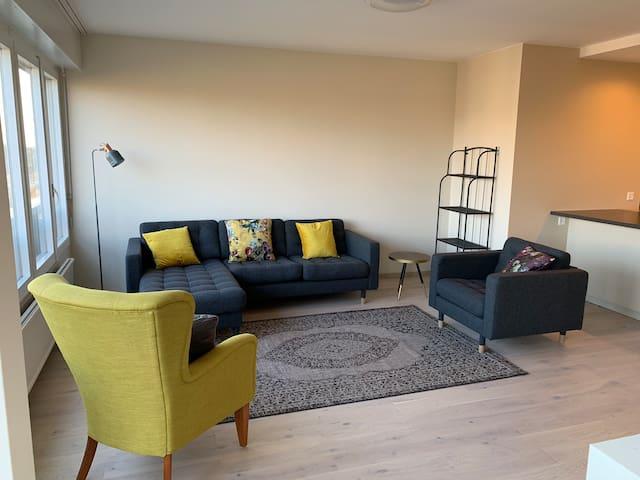 Gorgeous modern flat near the lake & city center