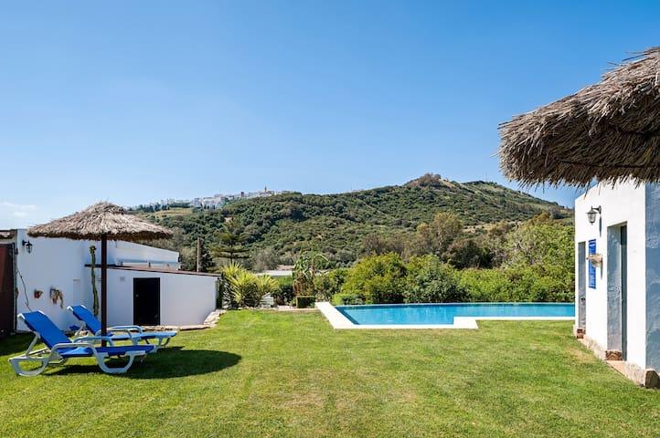 Ferienanlage mit Pool und Panoramablick - Apartment Los Naranjos 1
