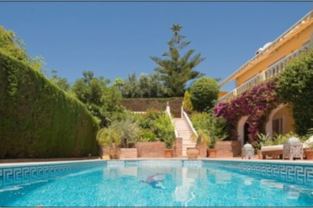 8 m x 4 m Heated Pool