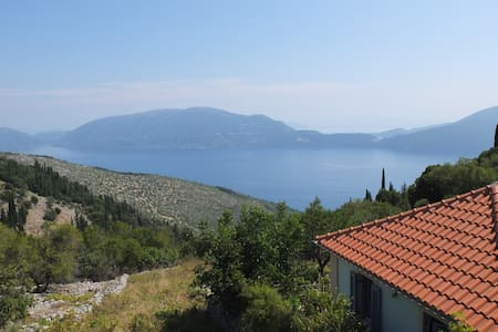 Entire Holiday House at Neochori, Kefalonia