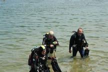 Sint-Annaland is een prima duikplek!