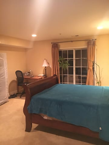 Studio Apartment close NYC - Secaucus - Casa