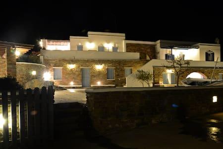 tinos porto villas amazing view and location - Ormos Agiou Ioanni