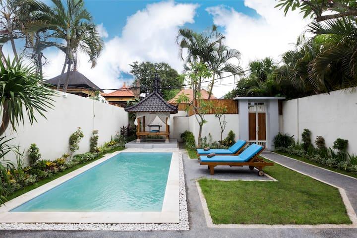 Amazing 1 BR Villa In Prime Seminyak