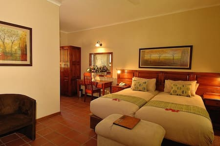 Tzaneen Country Lodge -  Classic Twin