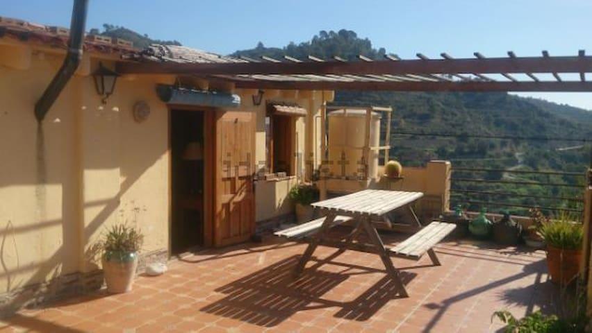 Desde 39€  Acogedora casa en Sella