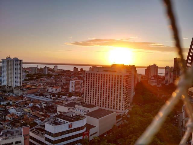 Suíte ventilada no centro de Belém - Belém - Appartement