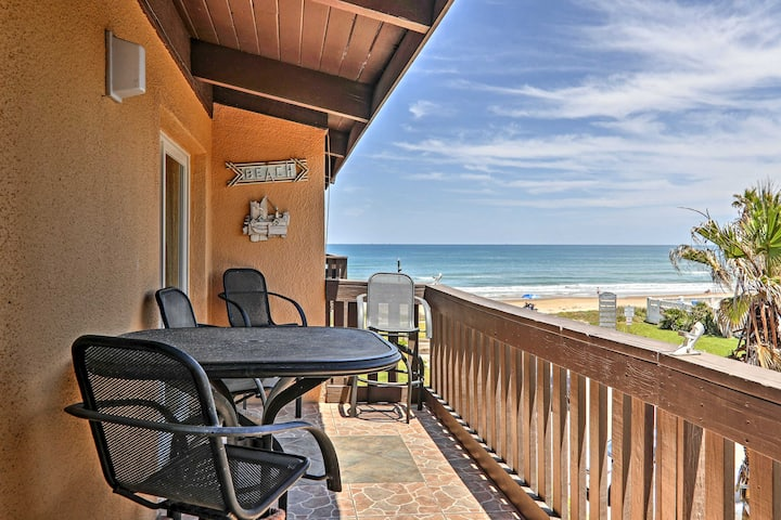 Beachfront South Padre Island Condo w/Rate Special